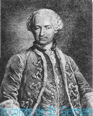 le comte de St-Germain